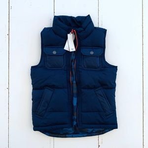 GAP Kids reversible vest